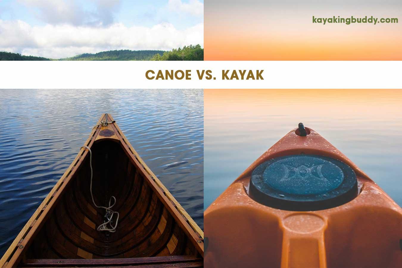 Better For Fly Fishing: Canoe vs. Kayak