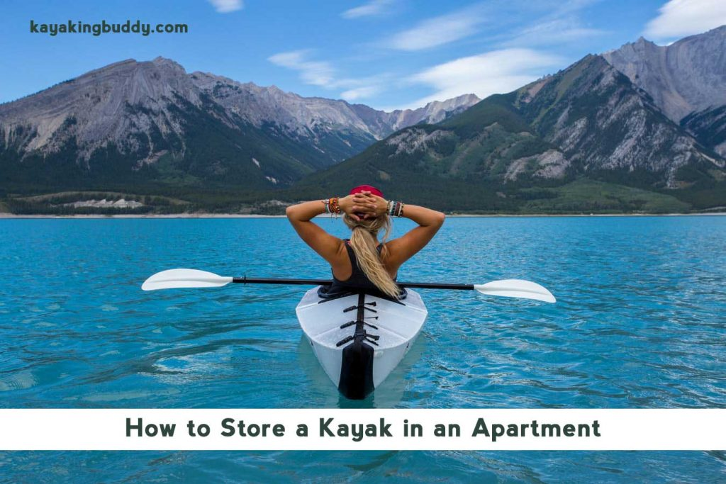 Long Term Storage for Kayaks