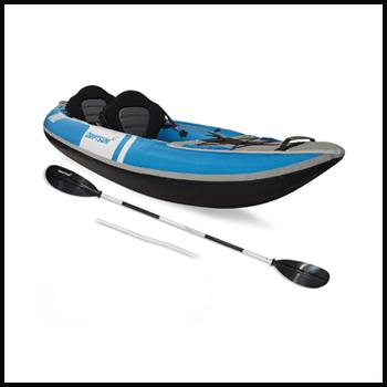 Driftsun Voyager Tandem Kayak For Fishing