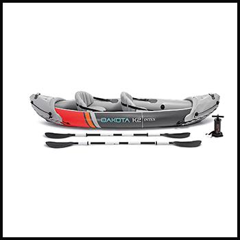 Intex-68310VM-Dakota-K2-2-Person-Heavy-Duty-Vinyl-Inflatable-Kayak