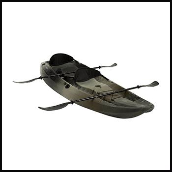 Lifetime-Sport-Fisher-Tandem-fishing-kayak