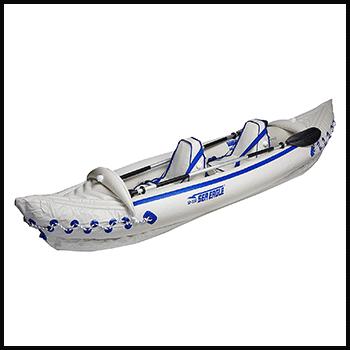 Sea Eagle 330 Pro Couple Fishing Kayak