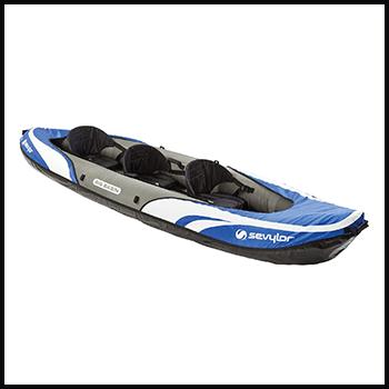Sevylor Big Basin Best 3 Person Kayak
